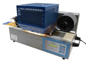 HP-machine voor productie van kentekenplaten (verfwals)