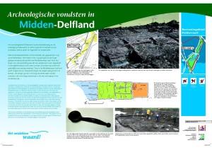 Digiprint Archeologische vondsten in Midden-Delfland
