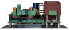 Onderdeel machine voor productie van nummerplaten